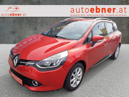 Renault Clio Grandtour ENERGY TCe 90 Dynamique bei Autohaus ebner in