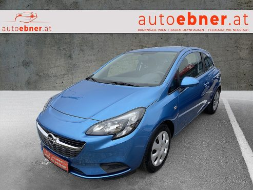 Opel Corsa 1,2 Ecotec Edition bei Autohaus ebner in