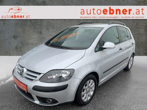 VW Golf Plus Comfortline 1,4 TSI DSG bei Autohaus ebner in