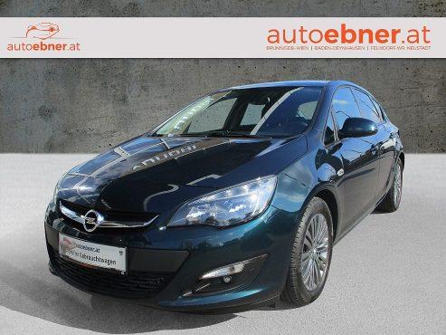 Opel Astra 1,7 CDTI ecoflex Österreich Edition Start/Stop System bei Autohaus ebner in