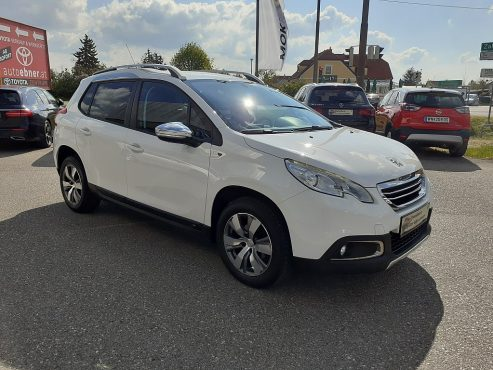 Peugeot 2008 1,6 BHDI S&S Style bei Autohaus ebner in