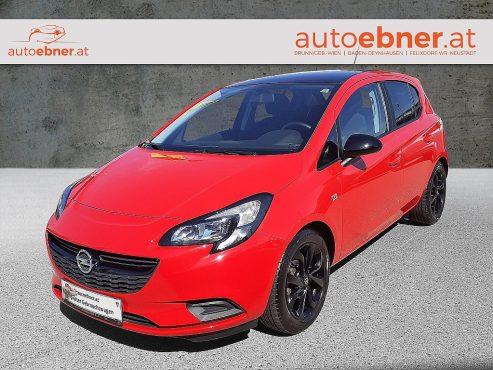 Opel Corsa 1,4 Black & Colour bei Autohaus ebner in