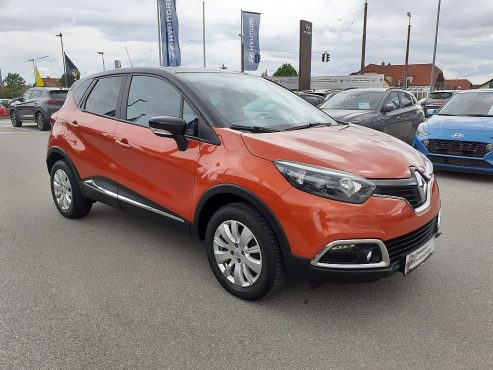 Renault Captur Hypnotic ENERGY TCe 90 bei Autohaus ebner in