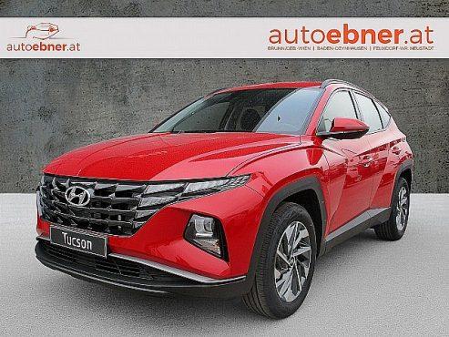 Hyundai Tucson 1,6 CRDI 2WD Smart Line bei Autohaus Ebner in