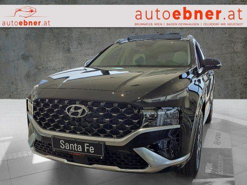 Hyundai Santa Fe 2,2 CRDi 4WD Luxury Line DCT Aut. bei Autohaus Ebner in