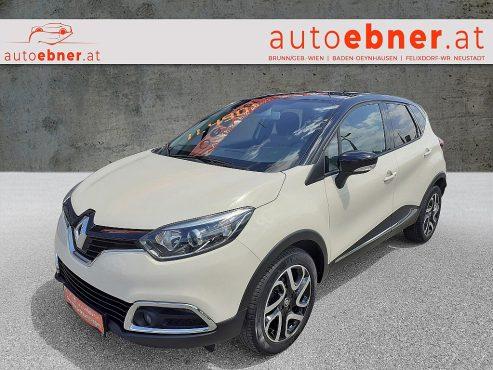 Renault Captur Dynamique ENERGY TCe 90 bei Autohaus Ebner in