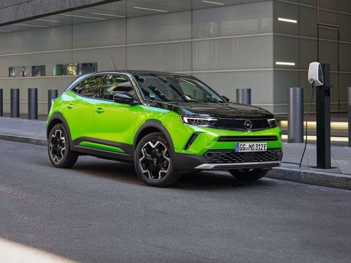 Opel Mokka-e Elektromotor Euro 6d – 3Phasig 100 kW Mokka-e bei Autohaus Ebner in