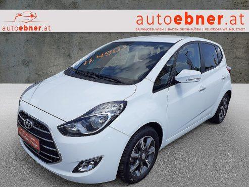 Hyundai iX20 1,4 CVVT Start/Stopp Edition 25 bei Autohaus Ebner in