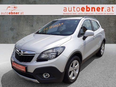 Opel Mokka 1,6 CDTI ecoflex Edition Start/Stop System bei Autohaus Ebner in
