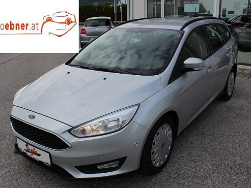 Ford Focus Traveller 1,5 TDCi ECOnetic Trend bei Autohaus Ebner in