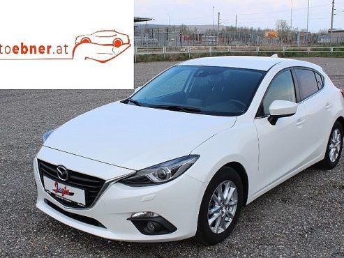 Mazda Mazda 3 Sport G100 Attraction bei Autohaus Ebner in