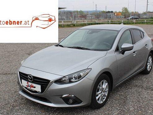 Mazda Mazda 3 Sport G100 Challenge bei Autohaus Ebner in