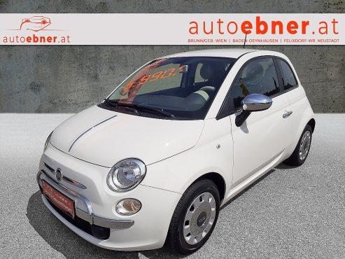 Fiat 500 1,2 69 Pop Star bei Autohaus Ebner in