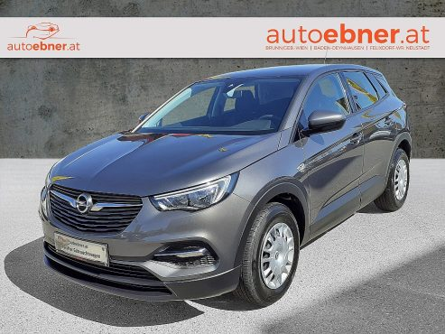 Opel Grandland X 1,2 Turbo Direct Injection Edition bei Autohaus Ebner in