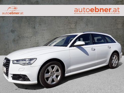 Audi A6 Avant 2,0 TDI ultra intense S-tronic bei Autohaus Ebner in