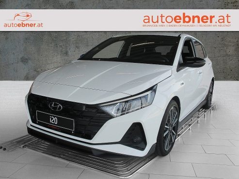 Hyundai i20 1,0 T-GDI N-Line bei Autohaus Ebner in