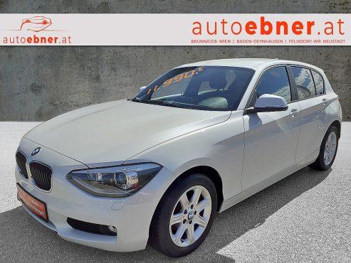 BMW 116i Österreich-Paket bei Autohaus Ebner in