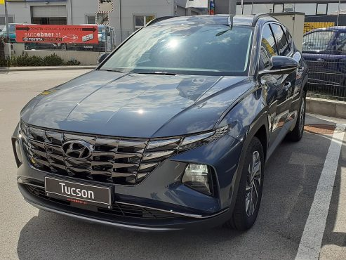 Hyundai Tucson 1,6 CRDI 2WD 48V Trend Line DCT bei Autohaus Ebner in