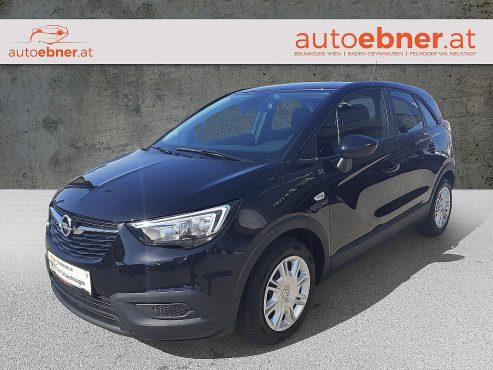 Opel Crossland X 1,2 Edition bei Autohaus Ebner in