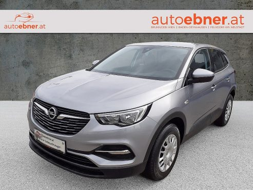 Opel Grandland X 1,2 Turbo Direct Injection bei Autohaus Ebner in