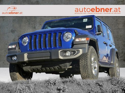 Jeep Wrangler Unlimited Freedom Edition 2,2 CRDI AT // KURZZULASSUNG bei Autohaus Ebner in