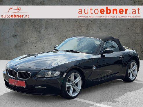 BMW Z4 2,0i Air Österreich-Paket bei Autohaus Ebner in