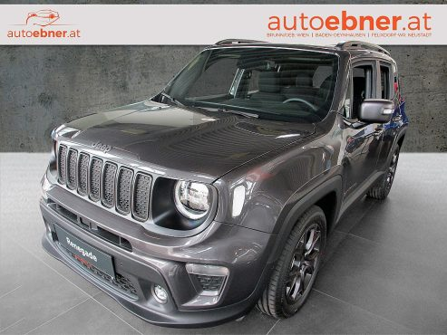 Jeep Renegade 1,3 MultiAir T4 FWD 6DDCT 150 80th Anniversary bei Autohaus Ebner in