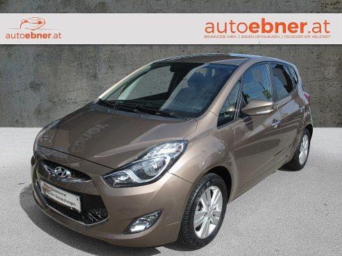 Hyundai iX20 1,4 CVVT Go bei Autohaus Ebner in