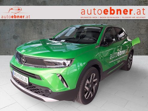 Opel Mokka-e Elektromotor Euro 6d – 1 Phasig 100 kW Elegance-e bei Autohaus Ebner in