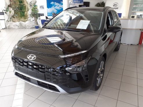 Hyundai Bayon 1,0 T-GDI i-Line Plus bei Autohaus Ebner in
