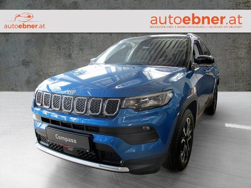 Jeep Compass 1.3 Multiair Limited T4 FWD 6DDCT bei Autohaus Ebner in