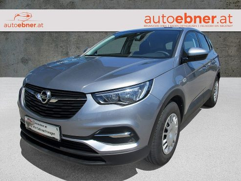Opel Grandland X 1,2 Turbo Direct Injection Cool&Sound bei Autohaus Ebner in
