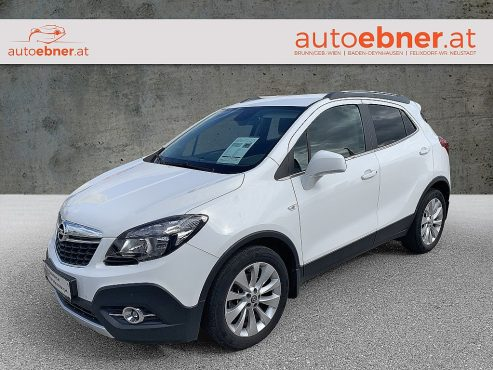 Opel Mokka 1,4 Turbo Ecotec Cosmo Start/Stop System bei Autohaus Ebner in