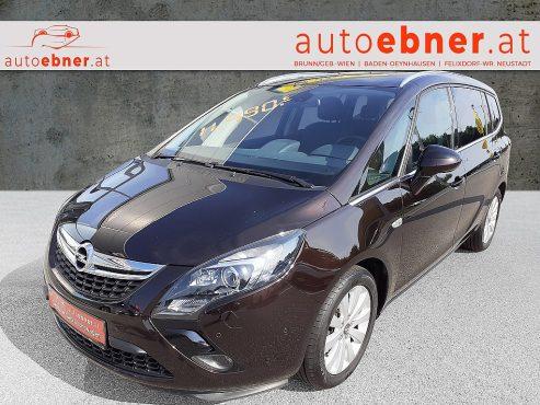 Opel Zafira Tourer 1,6 CDTI ecoflex Cosmo Start/Stop System bei Autohaus Ebner in