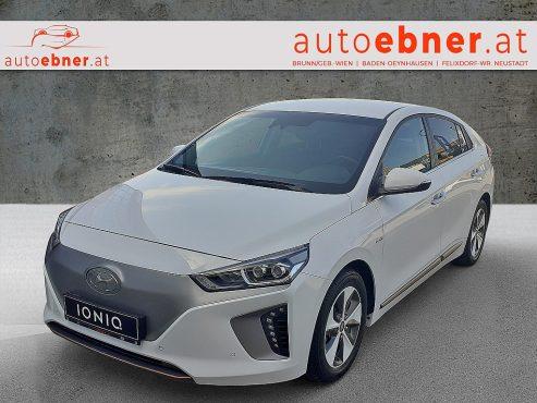 Hyundai Ioniq Elektro Level 4 Aut. bei Autohaus Ebner in