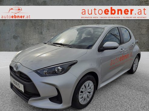 Toyota Yaris 1,0 VVT-i Active bei Autohaus Ebner in