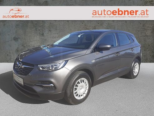 Opel Grandland X 1,2 Turbo Dir. Inj. Cool&Sound Start/Stop Edition bei Autohaus Ebner in