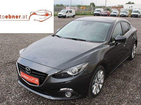 Mazda Mazda 3 CD150 Revolution bei Autohaus Ebner in