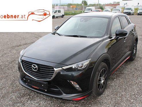 Mazda CX-3 G120 Attraction bei Autohaus Ebner in