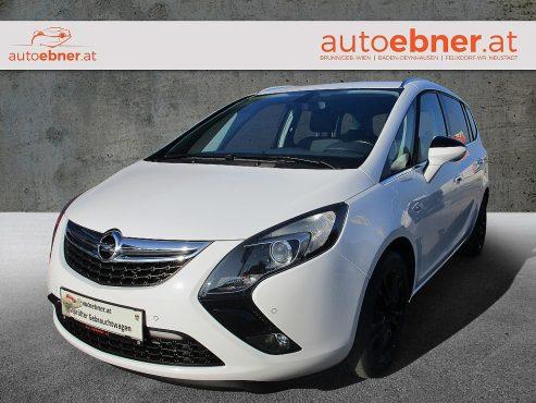Opel Zafira Tourer 1,4 Turbo Ecotec Cosmo bei Autohaus Ebner in