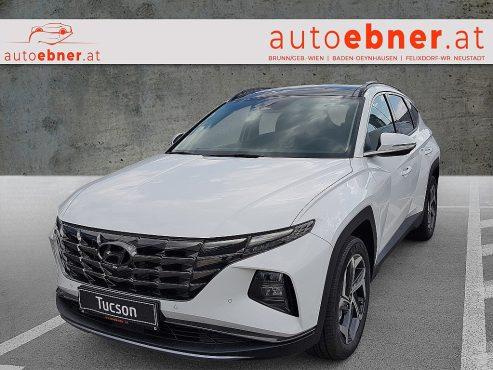 Hyundai Tucson 1,6 T-GDI Plug-In Hybrid 4WD Prestige Line Aut. bei Autohaus Ebner in