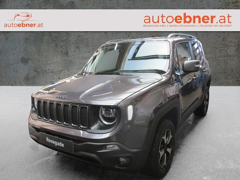 Jeep Renegade 1.3 PHEV AT 4xe Trailhawk bei Autohaus Ebner in