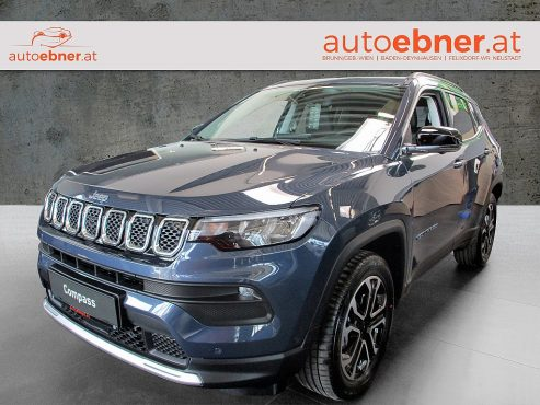 Jeep Compass 1.3 PHEV Limited AT 4xe bei Autohaus Ebner in