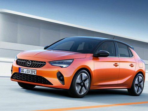 Opel Corsa 1,2 Corsa bei Autohaus Ebner in