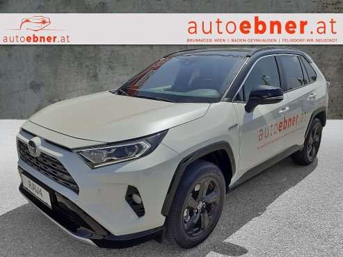 Toyota RAV4 2,5 Hybrid Style AWD bei Autohaus Ebner in