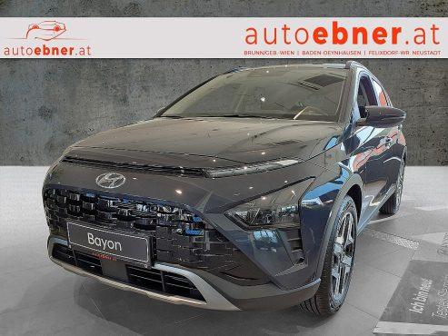 Hyundai Bayon 1,0 T-GDI Trend Line bei Autohaus Ebner in