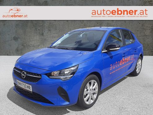 Opel Corsa 1,2 Edition bei Autohaus Ebner in