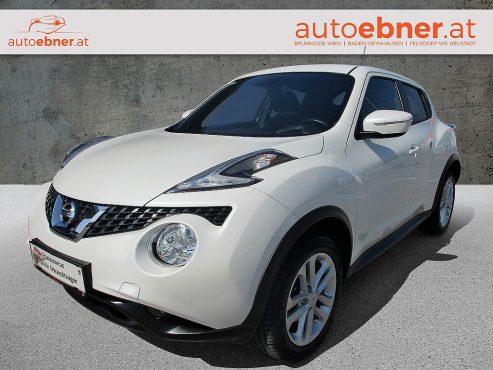 Nissan Juke 1,2 DIG-T Tekna bei Autohaus Ebner in