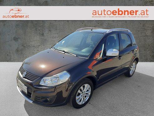 Suzuki SX4 1,6 GLX Traveller bei Autohaus Ebner in