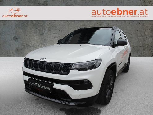 Jeep Compass 1.3 Multiair 80th Anniversary T4 FWD 6DDCT bei Autohaus Ebner in